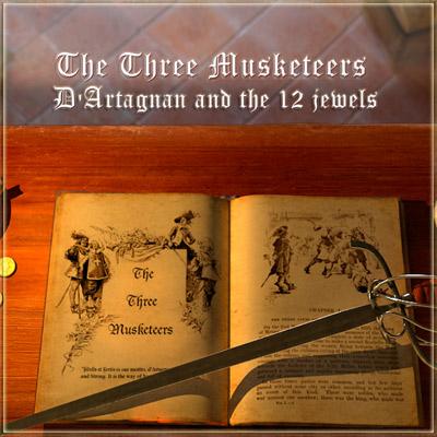 Три мушкетера. Д'Артаньян и 12 драгоценностей (2011/RUS)