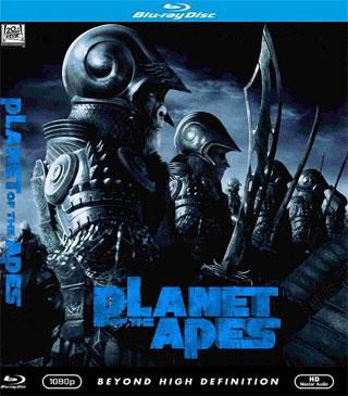 ������� ������� / Planet of the Apes (2001) HDRip | DUB