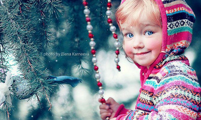 Детишки . Фотограф Елена Карнеева