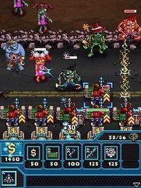 Защита от зомби (Zombie Mob Defense)
