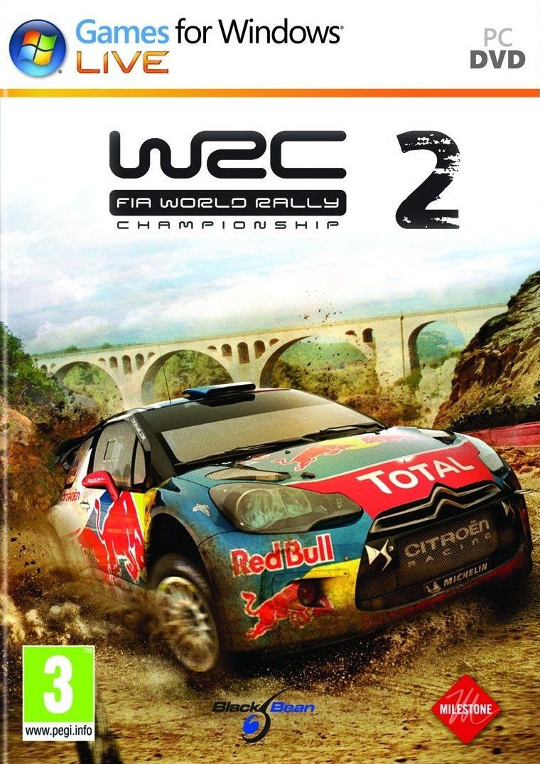 wrc 2 fia world rally championship pc