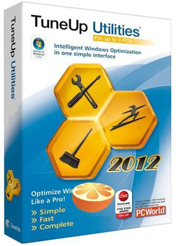 TuneUp Utilities 2012 Build 12.0.1300.2 RC1