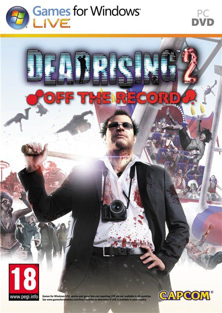 Dead Rising 2: Off the Record NODVD
