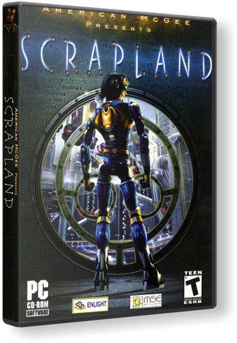Scrapland (2005) PC | Repack от Fenixx