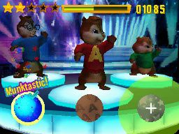 Alvin and the Chipmunks Chipwrecked [USA] [NDS]