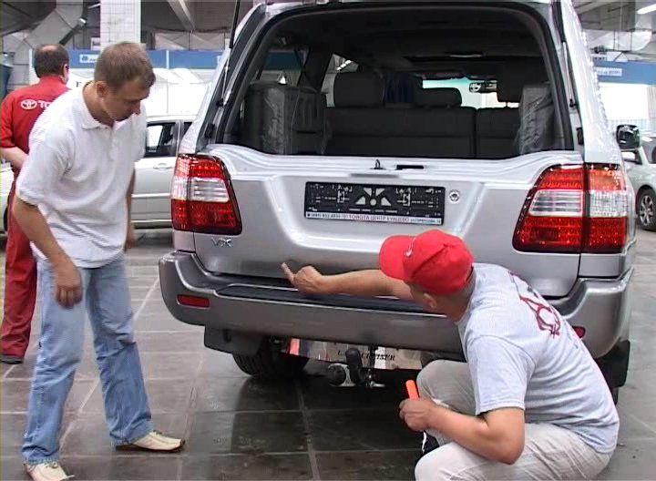 Ремонт автомобиля видео