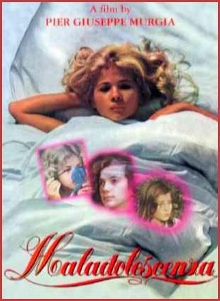 Постер:Распутное детство / Maladolescenza (1977) DVD5 | Rus