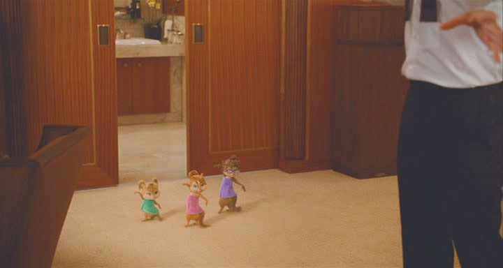 ����� � ��������� 3 / Alvin and the Chipmunks: Chipwrecked (2011) DVDRip   ��������