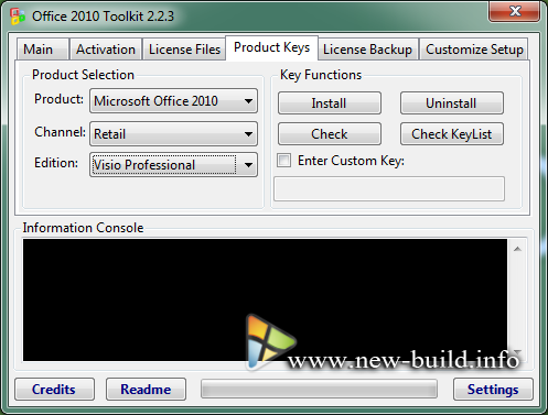 Office 2010 Toolkit and EZ-Activator 2.2.3 Final