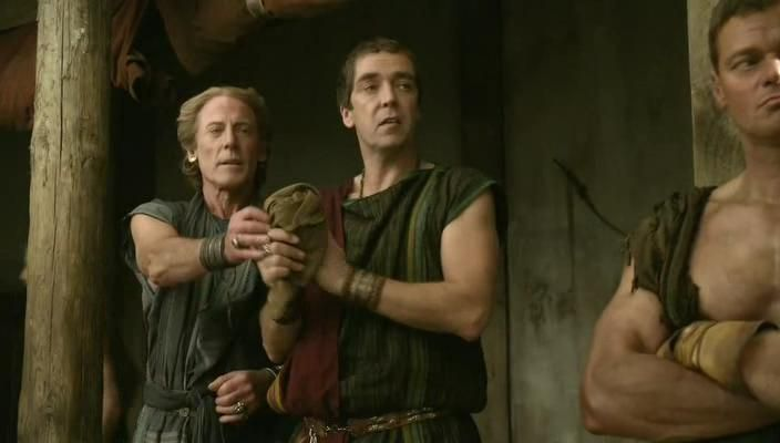 �������: ���� ����� / Spartacus: Gods of the Arena [S01] (2011) HDTVRip   MVO