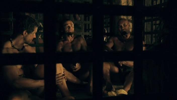 Спартак: Боги Арены / Spartacus: Gods of the Arena [S01] (2011) HDTVRip | MVO