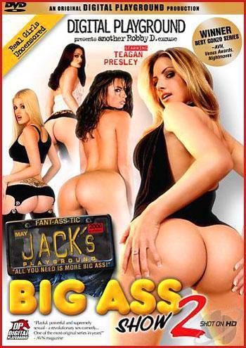 Digital Playground - Шоу больших задниц от Джека 2 / Jack's Big Ass Show 2 (2006) DVDRip