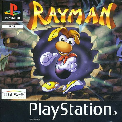 Rayman (1995/ENG/PSone)