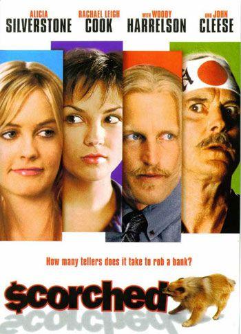 Постер Хуже не бывает / Хуже некуда / Лихачи / Scorched (Гэвин Грейзер) [2002, комедия, криминал, DVDRip] DUB