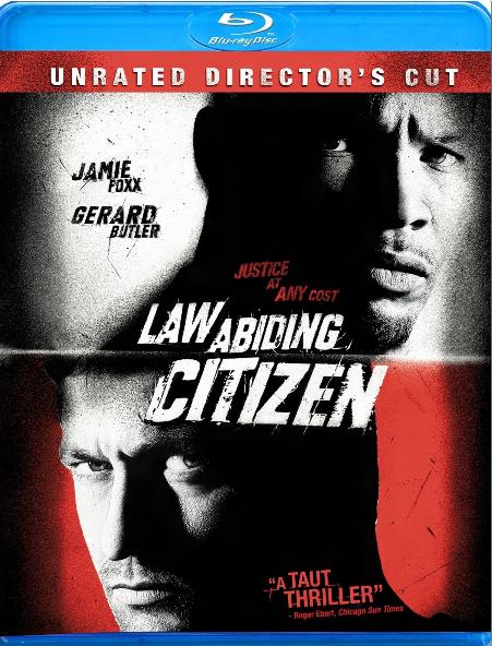 Законопослушный гражданин / Law Abiding Citizen (2009) [BDRip-AVC] Dub + MVO (Киномания) + AVO (Ю. Сербин) + Original + Subs [Unrated Director's Cut]