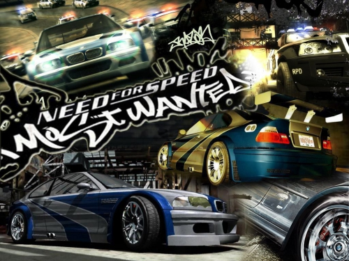 NFS: Most Wanted - Black Edition [v.1.3 HD Textures] (2006-2012/RUS/PC)
