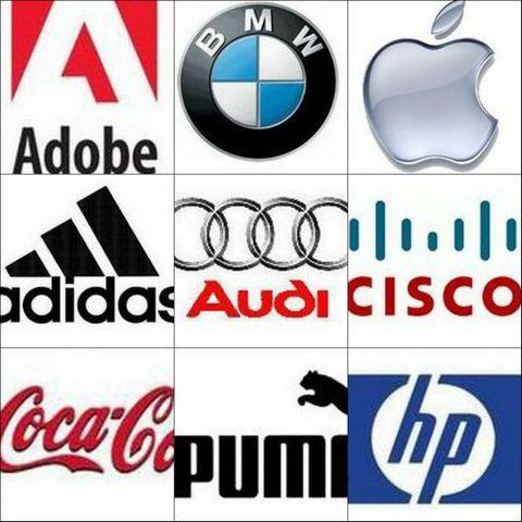 Логотипы известных брендов и их происхождение