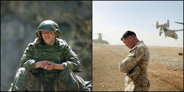 Российская и иностранная военная техника