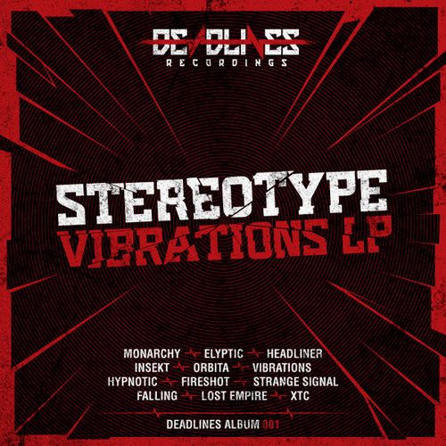 Stereotype - Vibrations LP (2012)