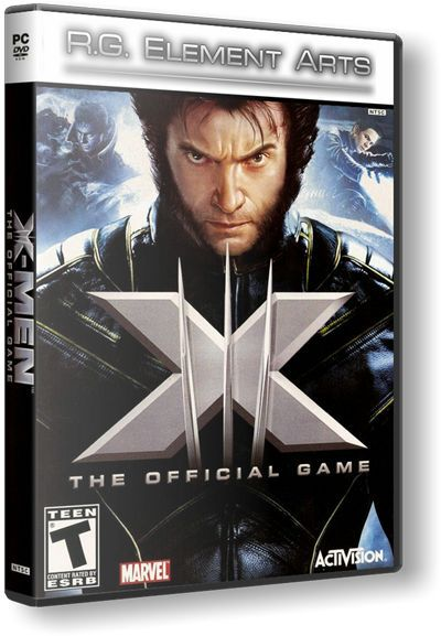 X-Men: The Official Game (2006) PC | RePack от R.G. Element Arts