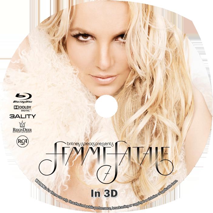 Бритни в 3Д / Britney Spears Live The Femme Fatale Tour 3D (Тед Кенни, Дэниель «) [2011, документальный, музыка, HDTV, 1080i] Half SideBySide / Горизонтальная анаморфная стереопара