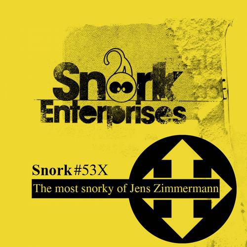 Jens Zimmermann – The Most Snorky of Jens Zimmermann (2012)