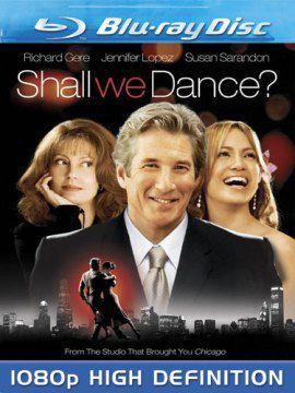 Давайте потанцуем / Shall We Dance (2004) Blu-Ray Remux 1080p