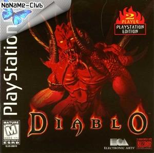 [PSP-PSX] Diablo I [ENG] (1998)