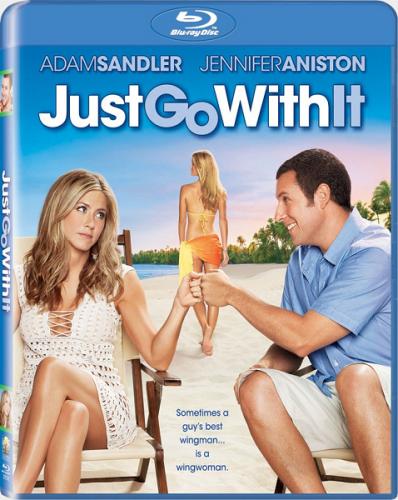 Притворись моей женой / Just Go with It [2011] BDRip
