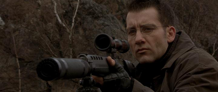 Идентификация Борна / The Bourne Identity (2002) BDRip
