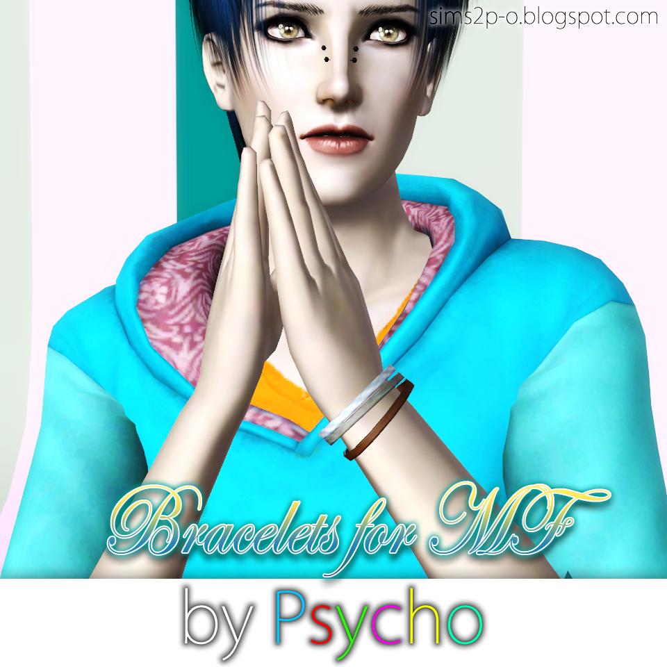 Браслет для МЖ от Psycho