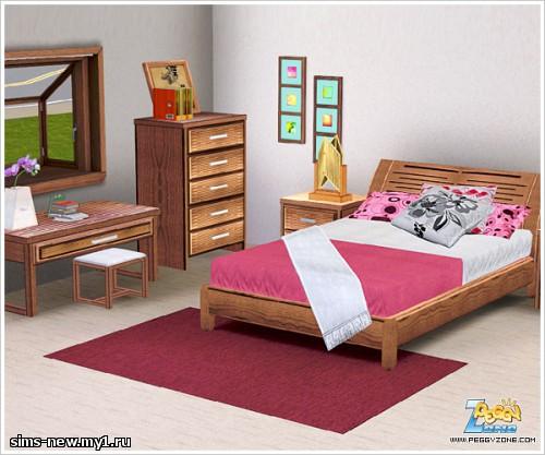 Спальня Ab361b3a0f68b6f358b6b281ad2d9f55