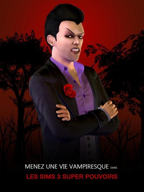 """Вампиры в The Sims 3 """"Сверхъестественное"""" - Форум"""