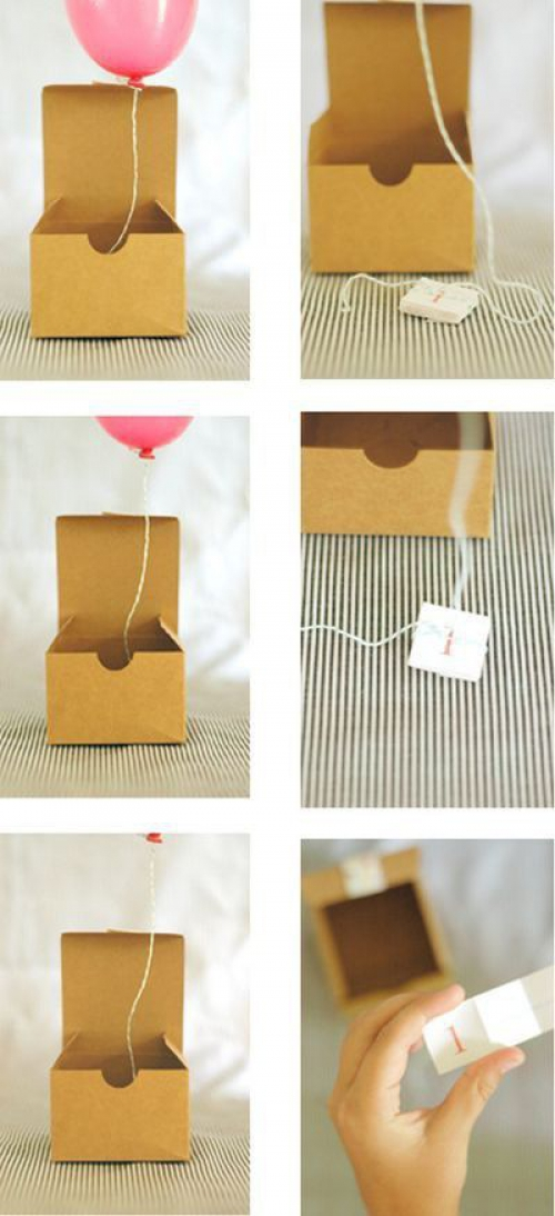 Идея подарка своими руками с картинками