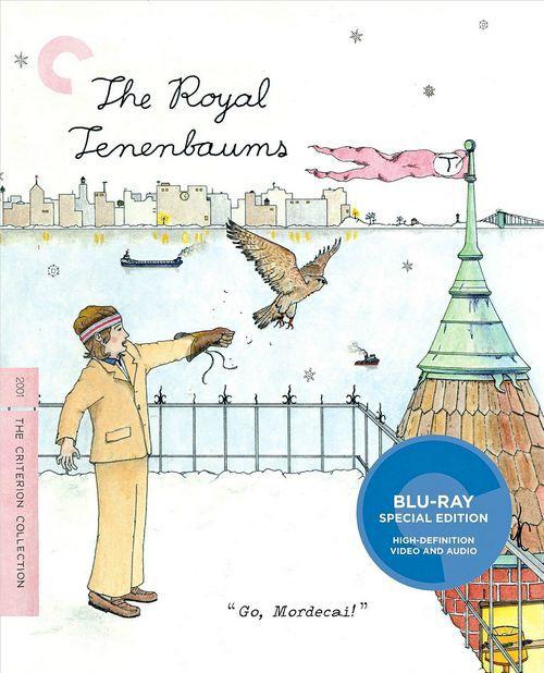 Семейка Тененбаум / The Royal Tenenbaums (Уэс Андерсон / Wes Anderson) [2001, США, драма, комедия, BDRip 1080p] 2x DVO + AVO (Визгунов) + Original Eng + Comm + Sub Rus, Eng