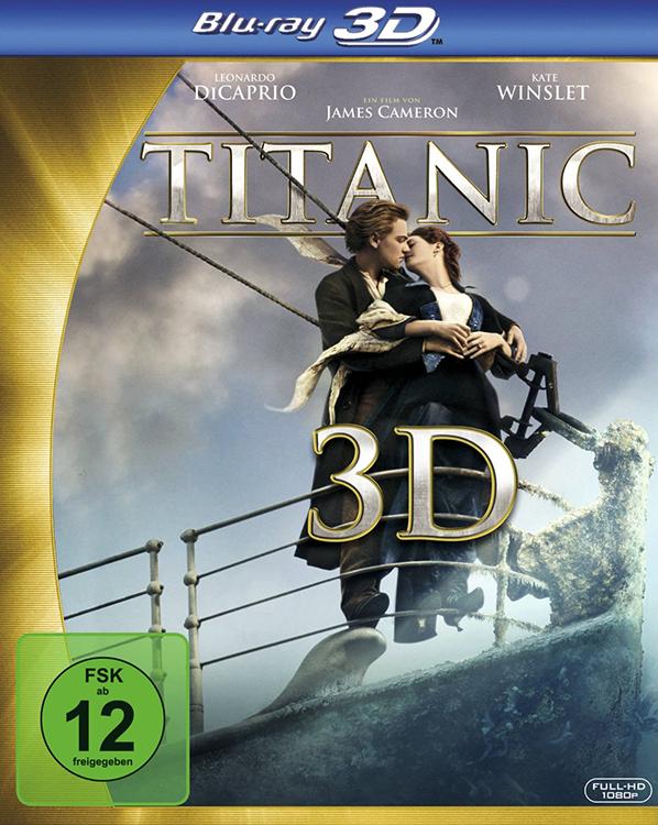 Изображение для Титaник 3D / Titаnic 3D (1997-2012) [BDrip, 1080p, Anaglyph RAV / Анаглиф RAV] (кликните для просмотра полного изображения)