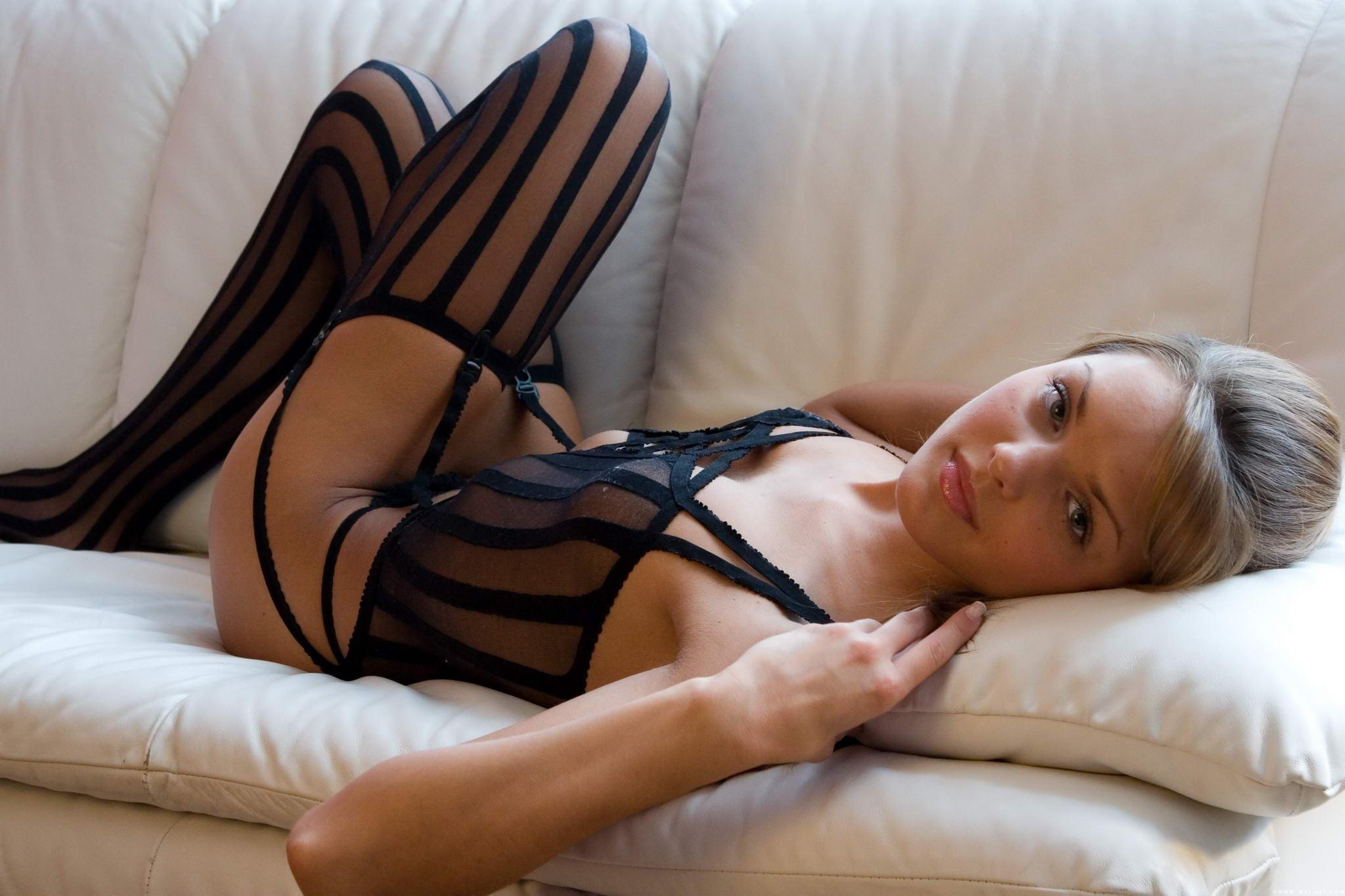 Секс девушки с обаятельным лицом 7 фотография