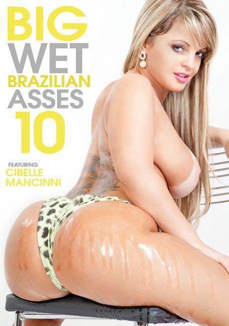 Большие влажные бразильские задницы 10 / Big Wet Brazilian Asses 10 (2012) DVDRip