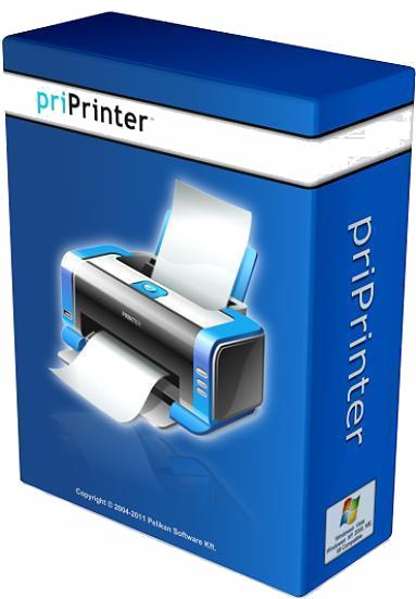 priPrinter Professional v5.1.0.1474 Final [2013,Ml/Rus]