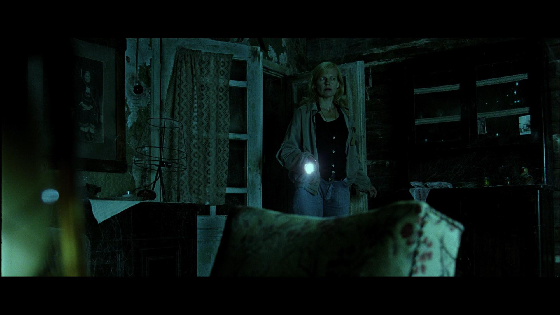 Заброшенный дом / The Abandoned (2006/BDRemux) 1080p, D