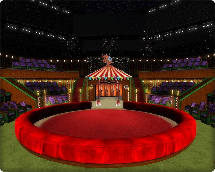 Для, картинки арена цирка