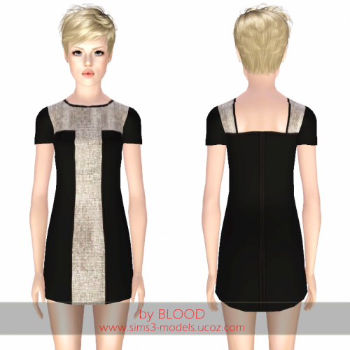 dress, sims3