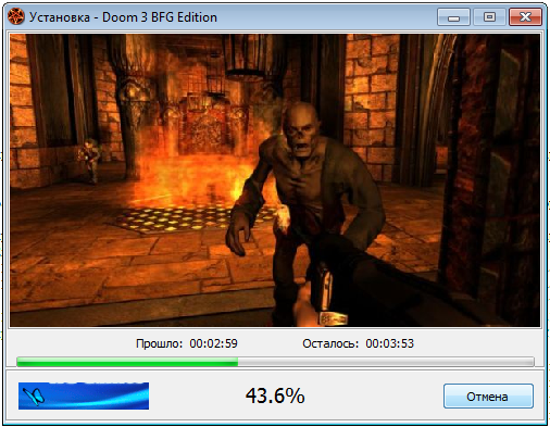 Doom 3: BFG Edition [Ru/En] (RePack/1.1400.346456) 2012 | R.G. Games