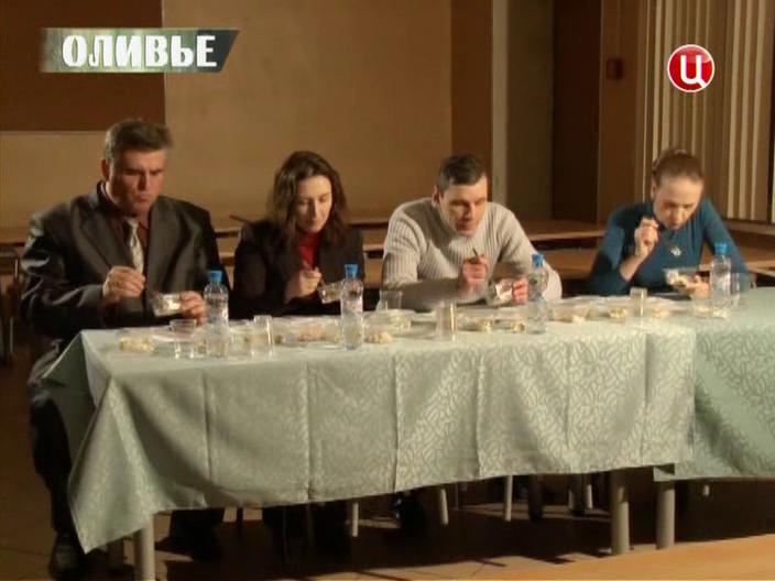 Скачать: Без обмана. Оливье (2013) IPTVRip.