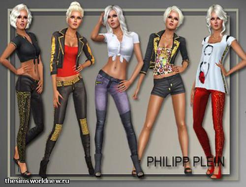 Одежда для Sims 3. Просмотров: 8096 Дата.