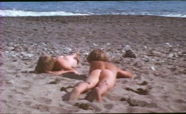 видео обои пляж