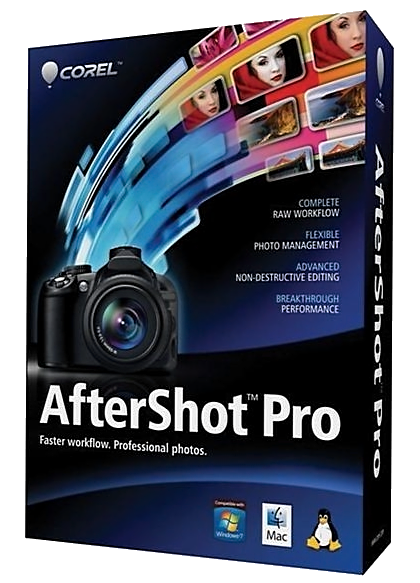Corel AfterShot Pro v1.2.0.7 Portable by CheshireCat (2013) Multi/Русский