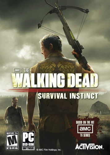 The Walking Dead: Survival Instinct (ENG/RUS/MULTI6) [RePack] �� R.G. Catalyst