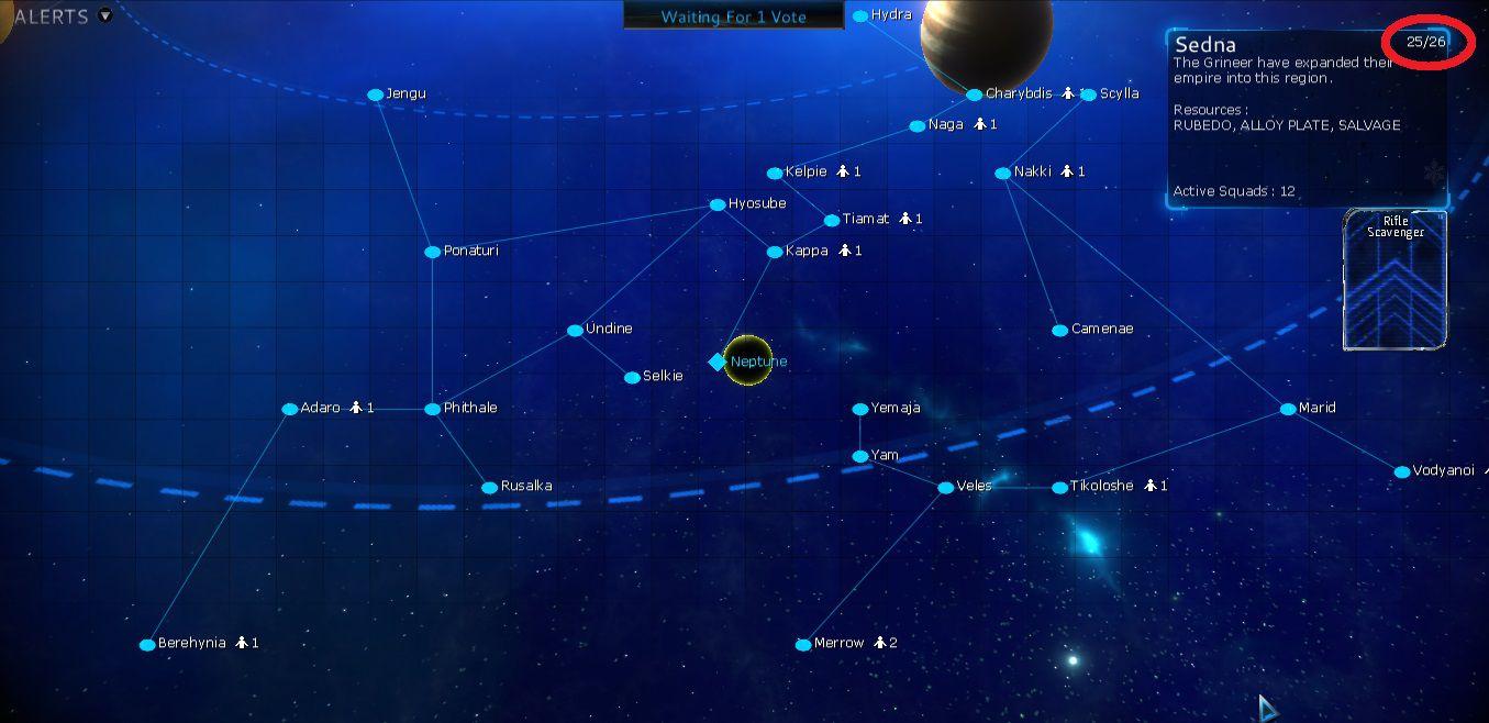 warframe how many planets - photo #20