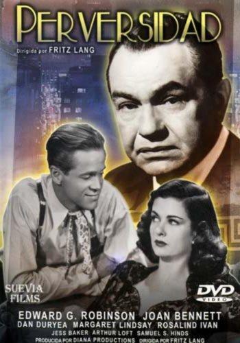 Улица греха / Scarlet Street (Фриц Ланг / Fritz Lang) [1945 г., Драма / Детектив / Фильм-нуар, DVDRip]